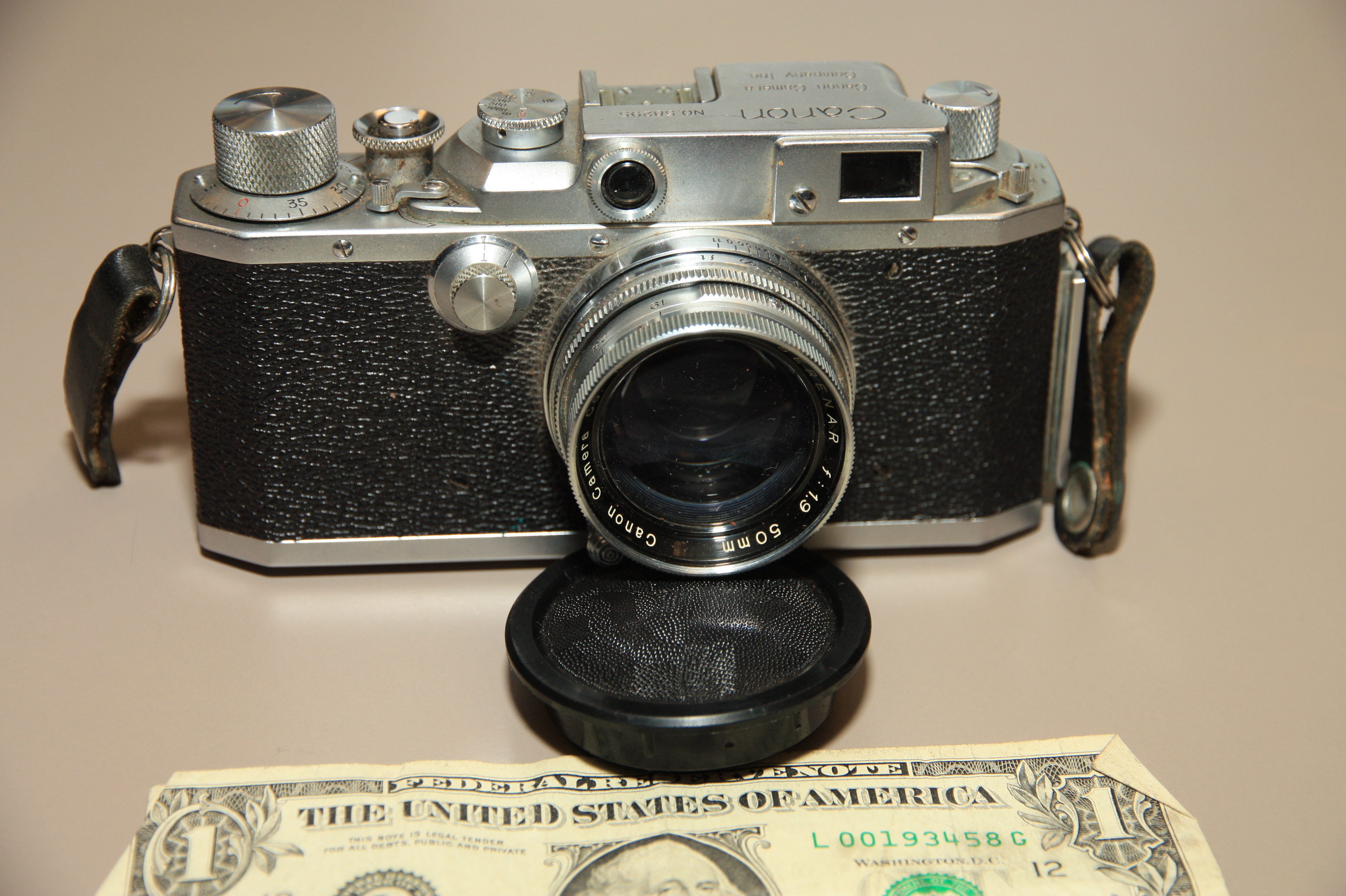 Drooling over a Canon rangefinder - Laura Bute Photography